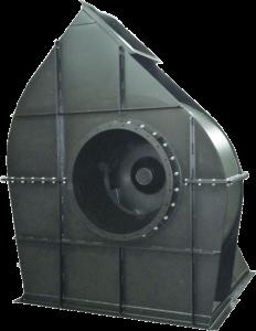 Slika HEF centrifugalnog ventilatora za dobavu zraka u kotao u energetskoj industriji