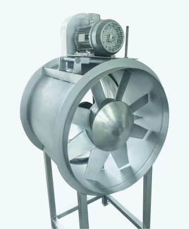 AV-5 aksijalni  ventilator