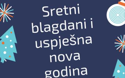 Novogodišnja čestitka 2018.