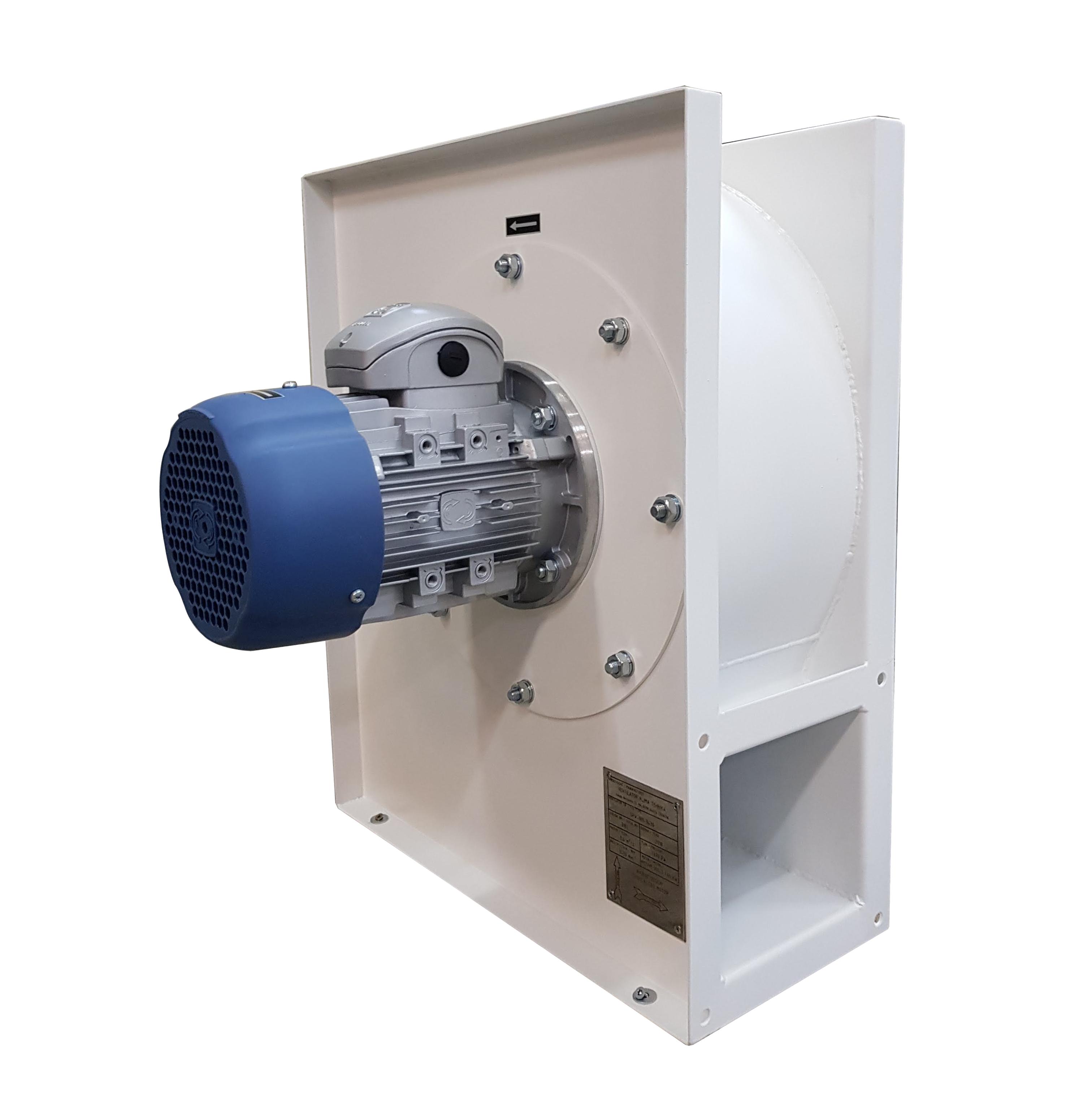 Specijalna izvedba NVT centrifugalni ventilatori za brodogradilišta